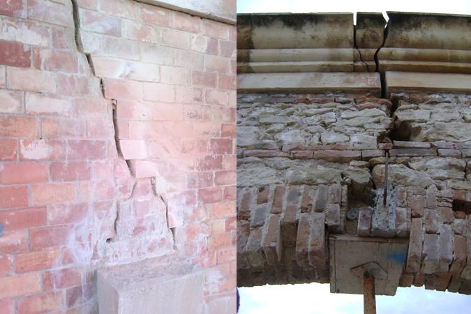 Restauracion piedra y ladrillo